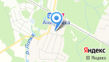 Красногорск парк на карте