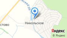 Храм Святителя Николая Мирликийского на карте