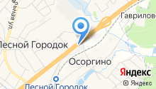 ZooHelp на карте
