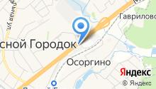 ГлавФундамент на карте