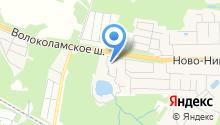 Опалиха-Village на карте