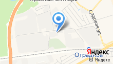 Одинцовский водоканал на карте