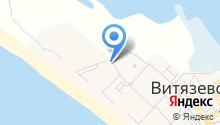 Баргузин на карте