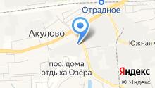 Венткор на карте