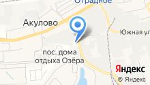 ОдинМет - Одинцовская металлобаза на карте