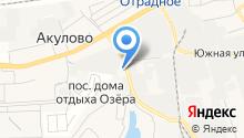Митсуи на карте