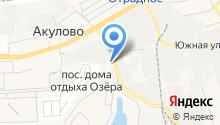 CarDrug на карте