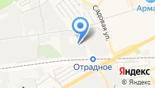 МегаФерум на карте