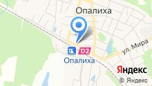 i-Service на карте