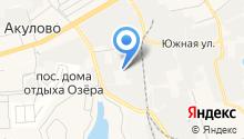 Торгово-установочный центр на карте