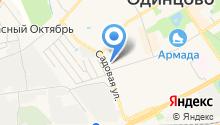 Мега Сервис на карте
