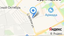 ГлавТабак на карте
