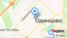 Магазин бытовой химии на бульваре Любы Новоселовой на карте