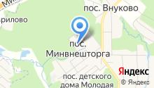 тд метротест на карте
