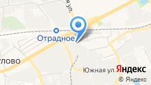 Промустановка на карте