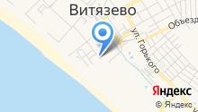 Дюны на карте