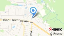Почтовое отделение №143443 на карте