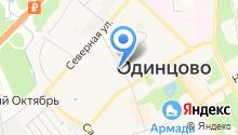 Главное управление Пенсионного фонда РФ №2 г. Москвы и Московской области на карте