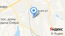 Молочная Столица на карте