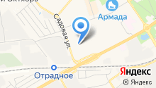 Детский сад №79, Татьянка на карте