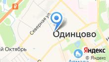 Матвеевское, ЗАО на карте