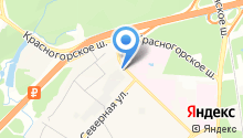ГеоБюро на карте