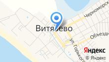 Парфенон на карте