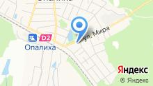 Нормаль на карте