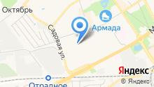 АЛИТА-М на карте