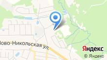 Мировые судьи Красногорского района на карте