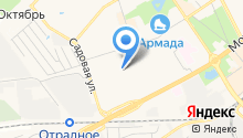 Управление образования на карте