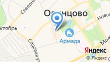 Магазин детской обуви на карте