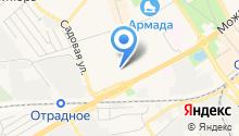 Патефон на карте