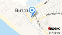 Ёргос на карте