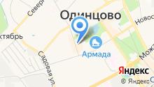 Магазин табачной продукции и чая на карте