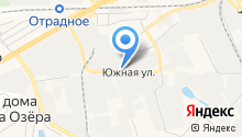 Авторад на карте