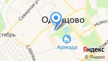 Волейбольно-спортивный комплекс на карте
