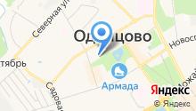 Гостиница на карте