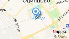 Мособлтрансагентство на карте
