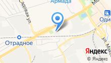 ДЕТСАД-ШКОЛА на карте