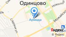 аккорд-сервис на карте