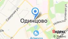 Карась на карте