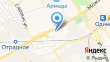 МВД России Одинцовское на карте