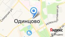 Нотариус Кулакова О.В. на карте