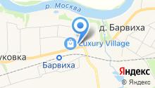Baccarat на карте