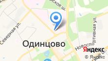 Геодезическая фирма на карте