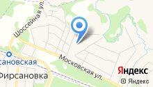 Городская библиотека №5 на карте