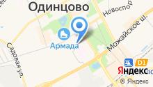Одинцовский наркологический диспансер на карте