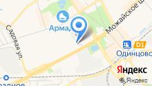 МЮИ на карте