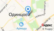 Оконный Дизайн на карте